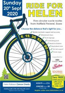 Ride for Helen